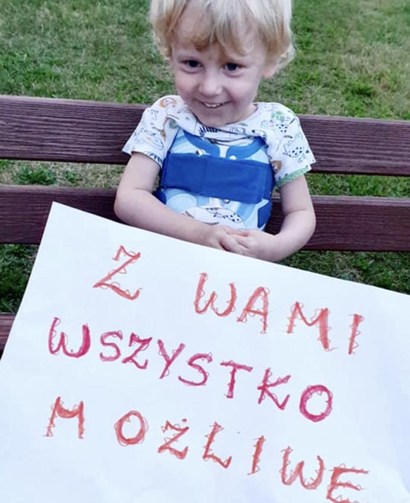 Wojownik Maciej - Rekord Polski