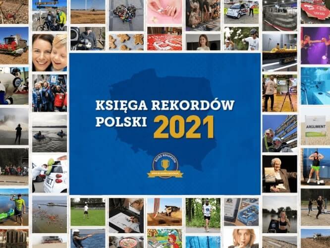 Księga Rekordów Polski 2021