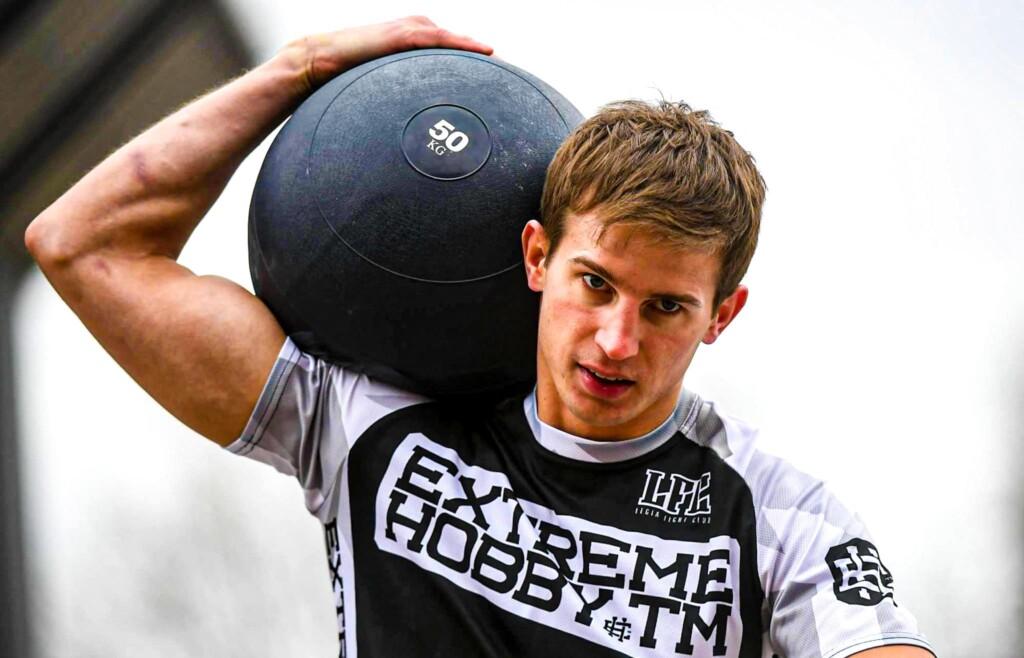 Wojciech Sobierajski - trzeci rekord