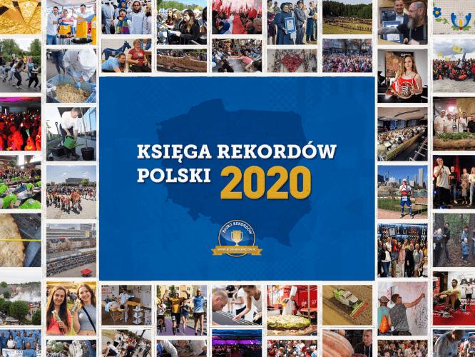 Księga Rekordów Polski 2020