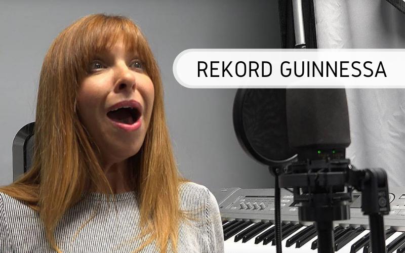Rekord Guinnessa - najniższy kobiecy głos