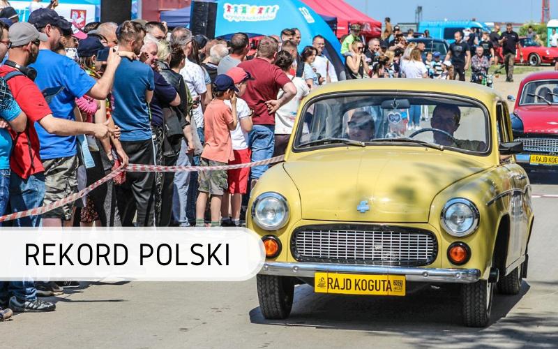 Rekord-polski-rajd-pojazdow-zabytkowych