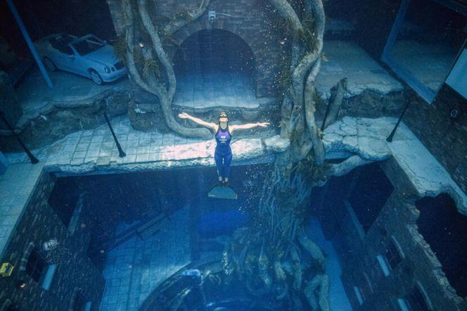 Najgłębszy basen naświecie