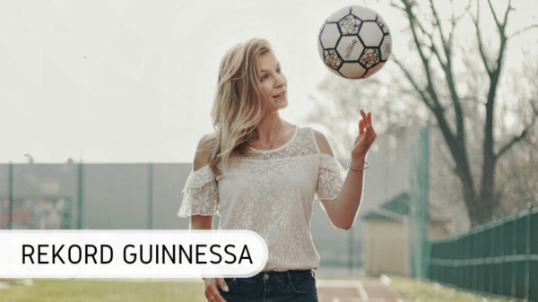 Rekord Guinnessa Agnieszka Mnich