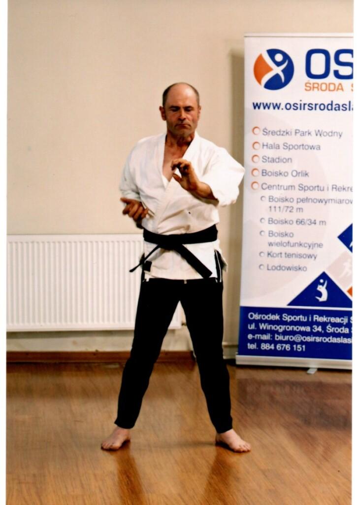 Andrzej Piech - polski karateka