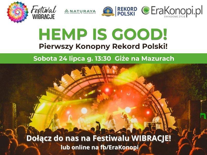 Konopny Rekord Polski