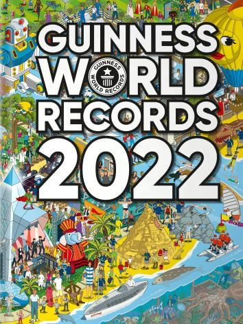 Księga Rekordów Guinnessa 2022