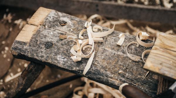 rzeźbienie w drewnie - bolszewo