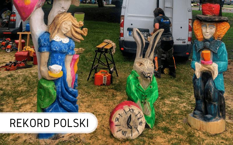 Rekord Polski wrzeźbieniu Bolszewo