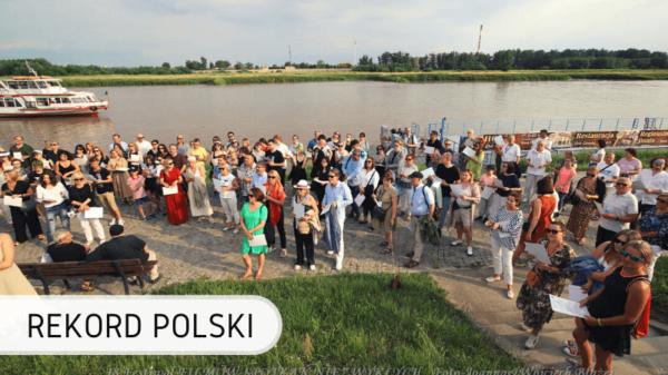 Rekord Polski we wspólnym śpiewaniu