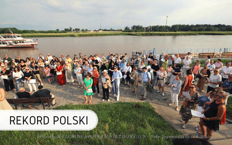 Rekord Polski wewspólnym śpiewaniu