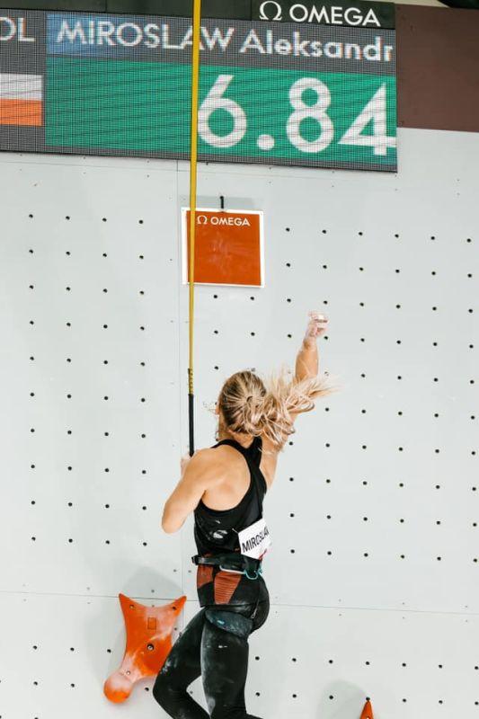Aleksandra Mirosław rekord świata