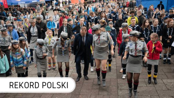 Rekord Polski Jerusalema Brzesko