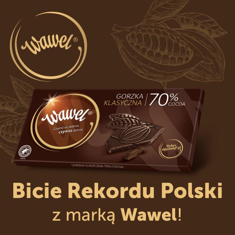 Rekord Polski Wawel Degustacja