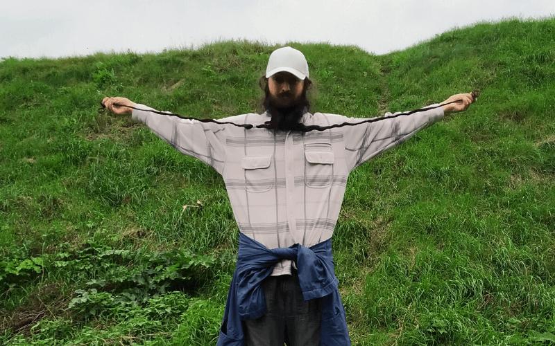 Rekord Polski najdłuższa broda