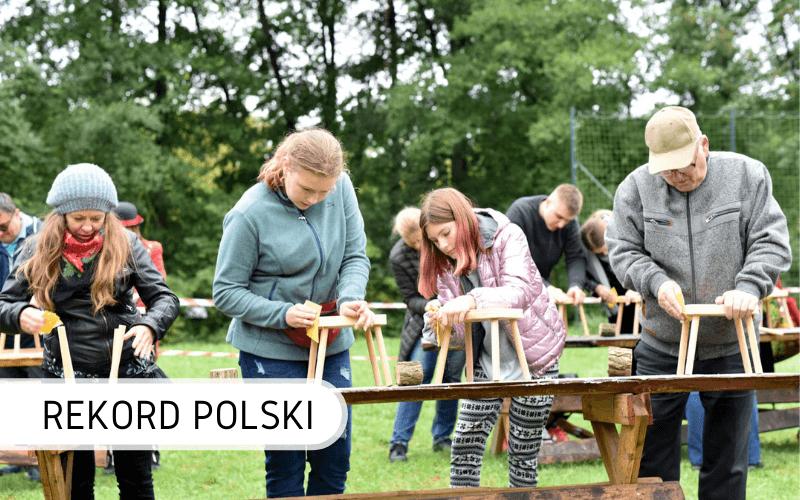 Rekord Polski zbijanie ryczek