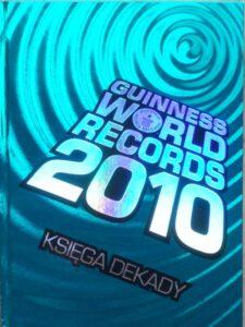 Księga Rekordów Guinnessa 2010