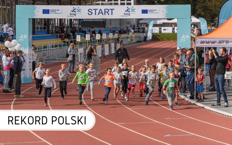 Rekord Polski Bieg Erasmusa