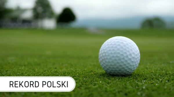 Rekord Polski podbicia piłką pingpongowa