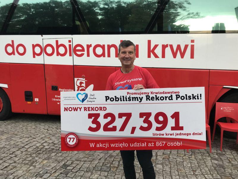 Warszawa Rekord Polski